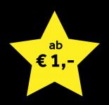 Stern_€1,-
